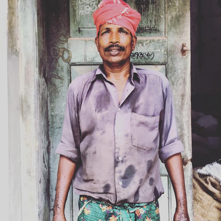 Jason Lowe India _ portraits