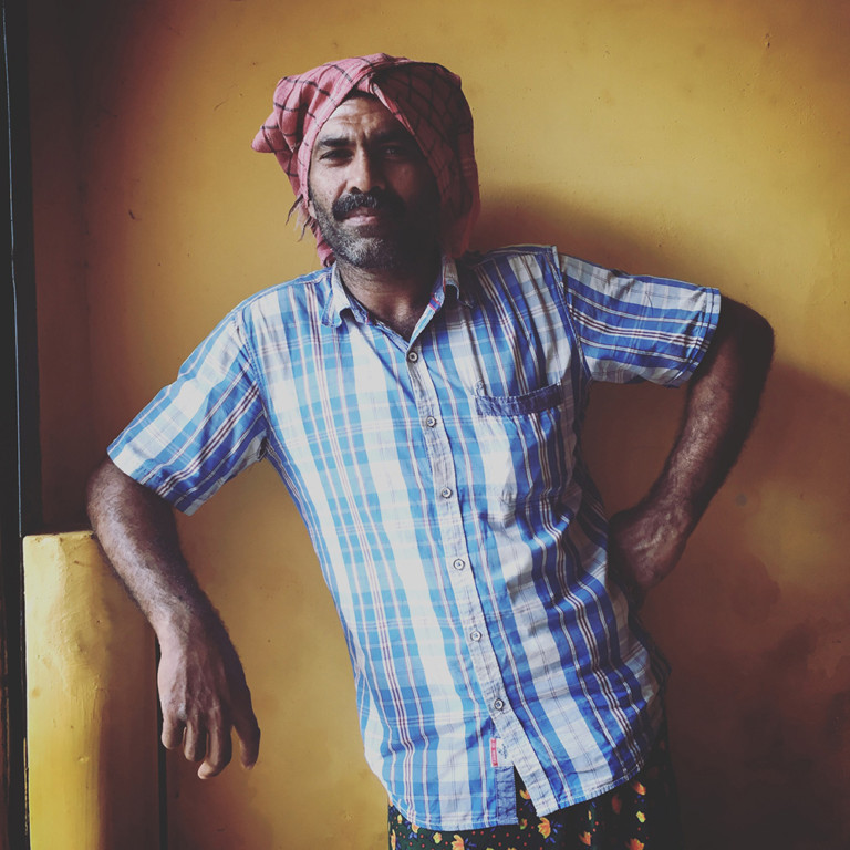 Jason Lowe India _ portraits